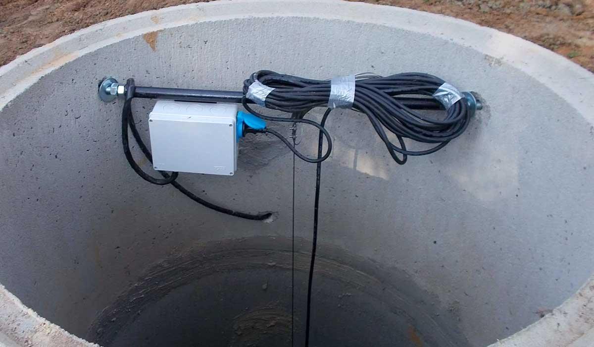 Своими руками проводить водопровод скважины